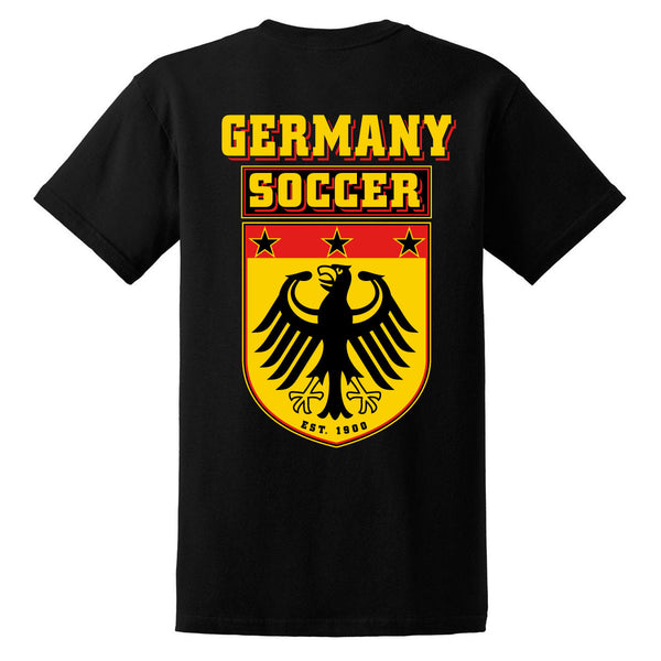 Germany Logo Soccer T-Shirt