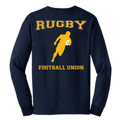 Long-Sleeve Rugby T-Shirt