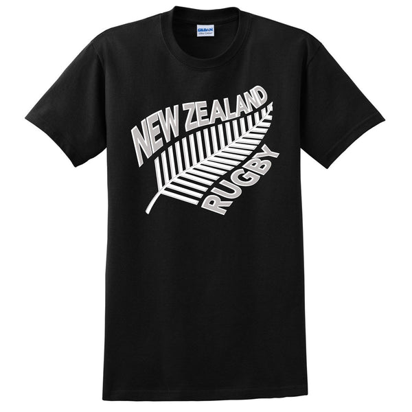 New Zealand Fern Rugby T-Shirt