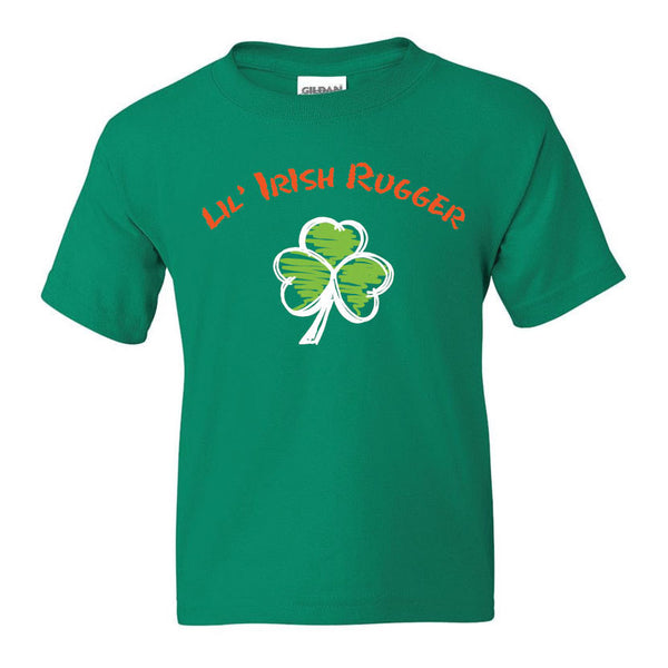 Lil' Irish Rugger Kids Rugby T-Shirt