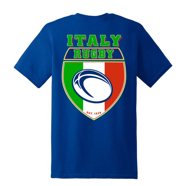 Italy Rugby T-Shirt