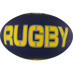 Navy Rugby Ball