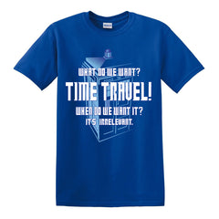Time Travel is Irrelevant T-Shirt