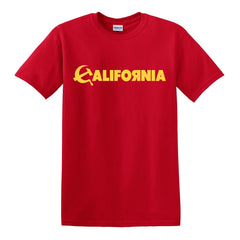 California Communist T-Shirt