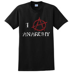 "I ""Heart"" Anarchy T-Shirt"