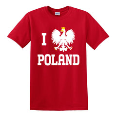 "I ""Heart"" Poland T-Shirt"