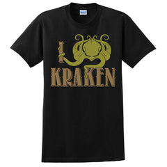 "I ""Heart"" Kraken T-Shirt"