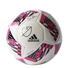 16 MLS Glider Soccer Ball - Pink - Size 5
