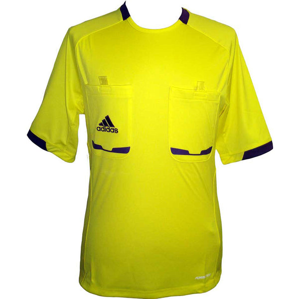 Referee 12 Soccer Jersey - Gold