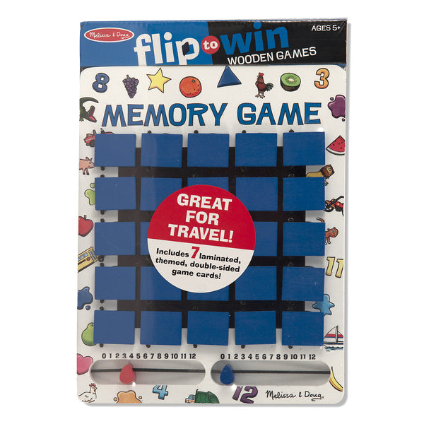 Flip to Win Memory Game