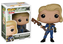 Pop! Fallout - Lone Wanderer Female