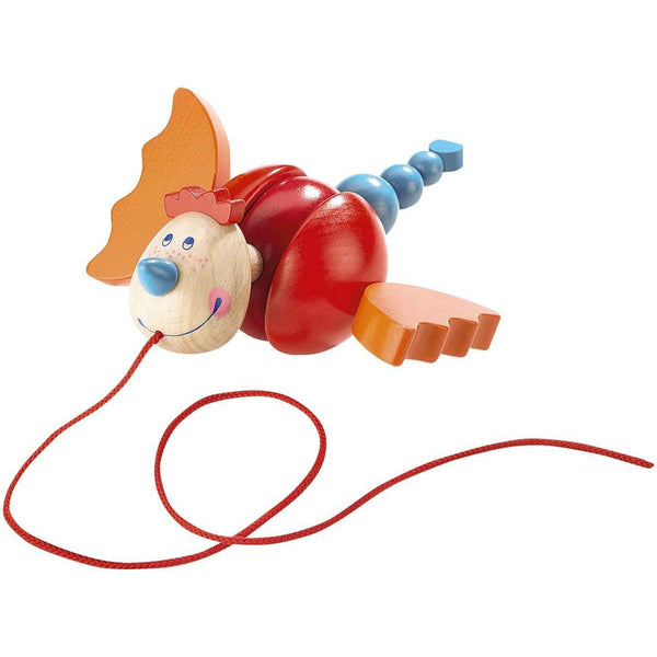 Diego Dragon Pull Toy
