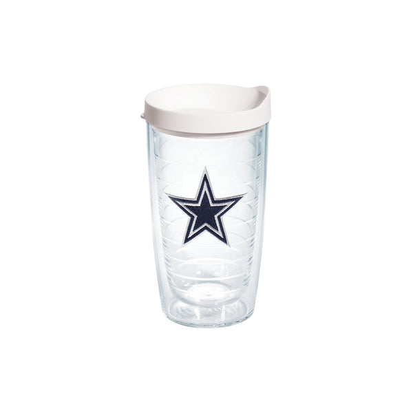 NFL Dallas Cowboys Emblem Tumbler - 16 Ounce