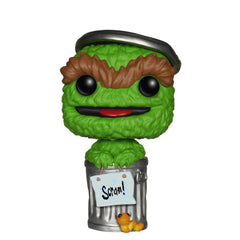 Pop! Sesame Street - Oscar the Grouch