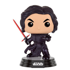 Pop! Star Wars - Kylo Ren (Fighting Pose)