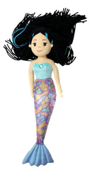 Morgana Sea Sparkles Mermaid Plush