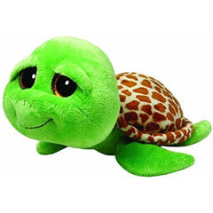 Zippy Turtle Medium Plush Animal