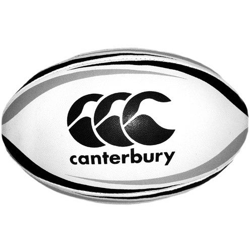 Practice Rugby Ball - Grey