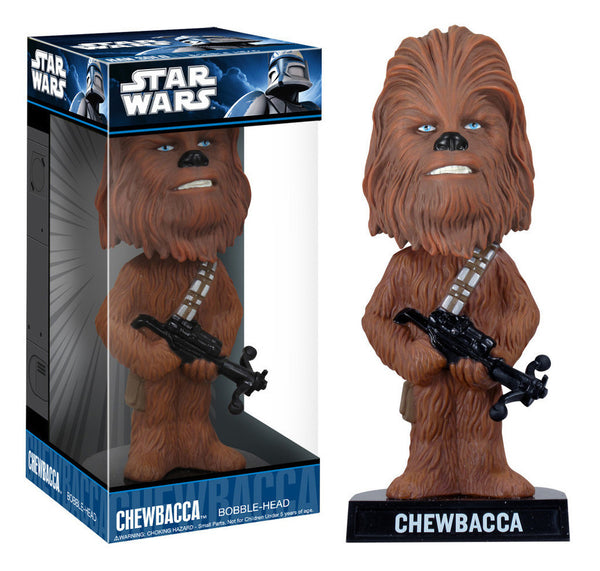 Star Wars: Chewbacca Bobble Head