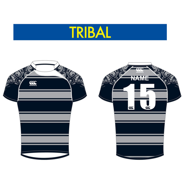 Test Custom Rugby Jerseys with grip panel
