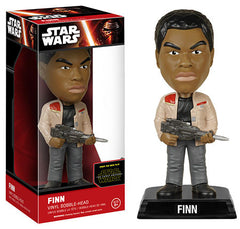 Star Wars - EP7: Finn Bobble Head