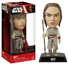 Star Wars - EP7: Rey Bobble Head