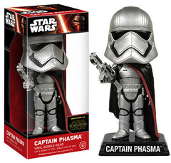 Star Wars - EP7: Captain Phasma Bobble Head