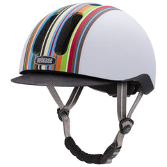 Technicolor Metroride Bike Helmet