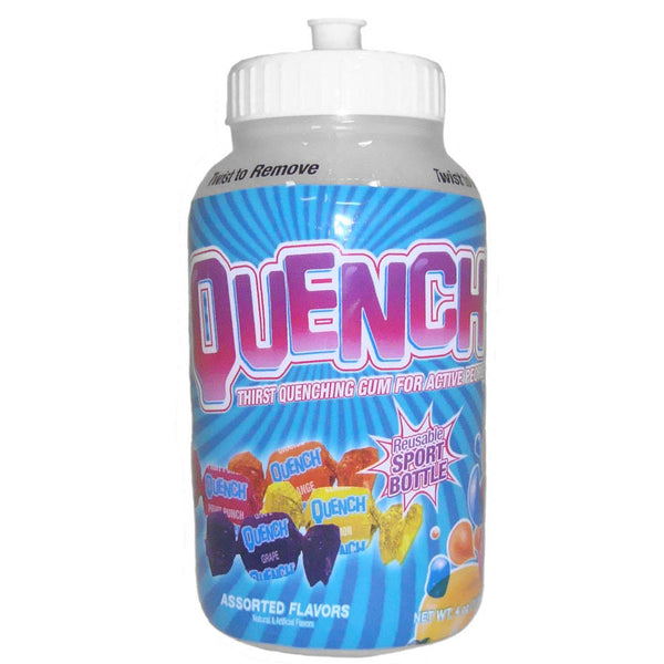 "Quench Thirst Gum ""On the Go"" Pint Bottles - Case"