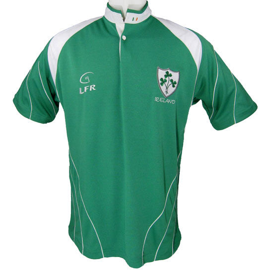 Ireland Youth Breathlite Rugby Jersey