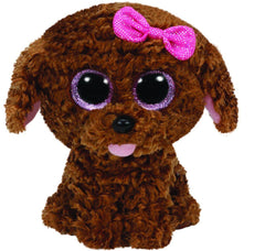 Maddie Dog Small Plush Animal