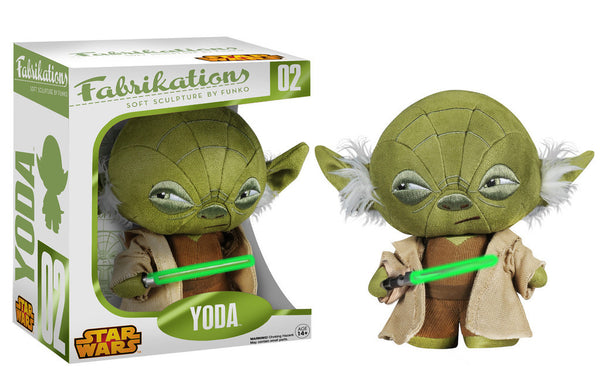 Fabrikations - Star Wars - Yoda