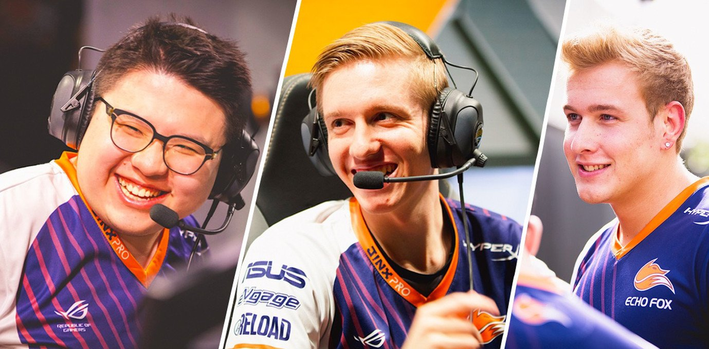 Echo Fox Partnership