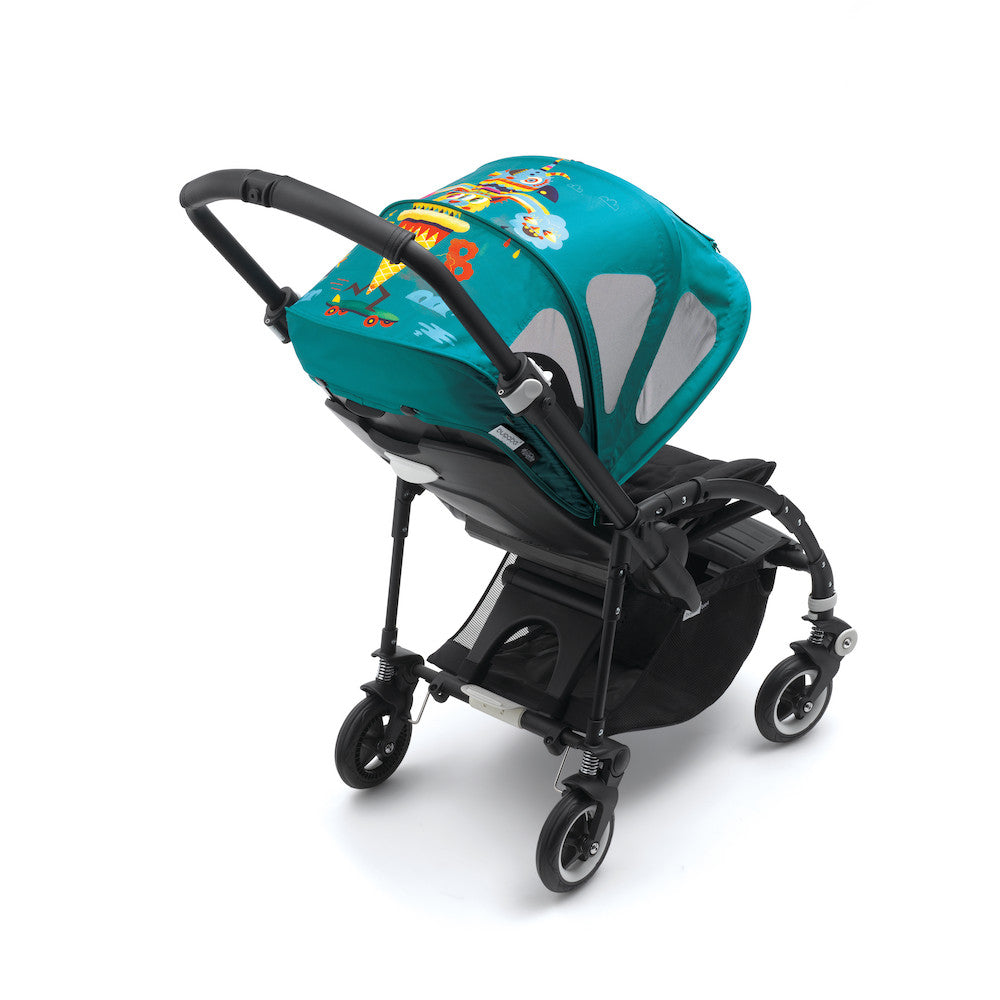 Bugaboo Beeu2075 Breezy Sun Canopy by Niark1  sc 1 st  Eat Sleep Love & Bugaboo Beeu2075 Breezy Sun Canopy by Niark1 - Eat Sleep Love