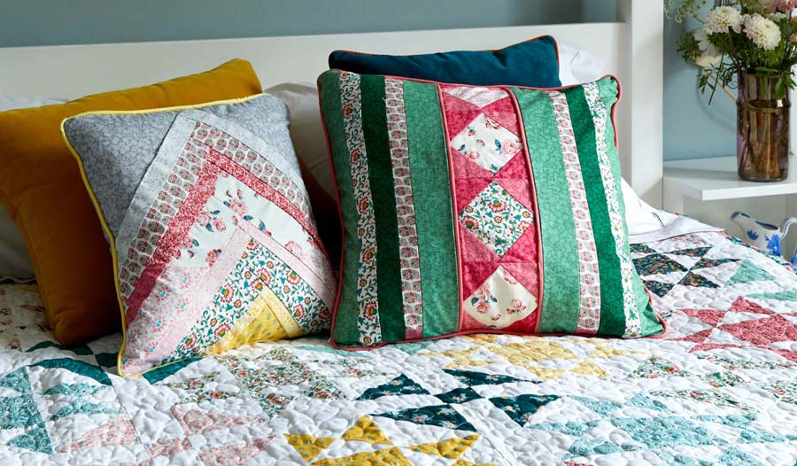 ELEANOR HUMPHREY - The Emporium Collection by Liberty Fabrics