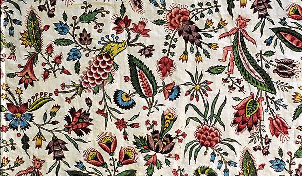 english floral fabric selvedge magazine