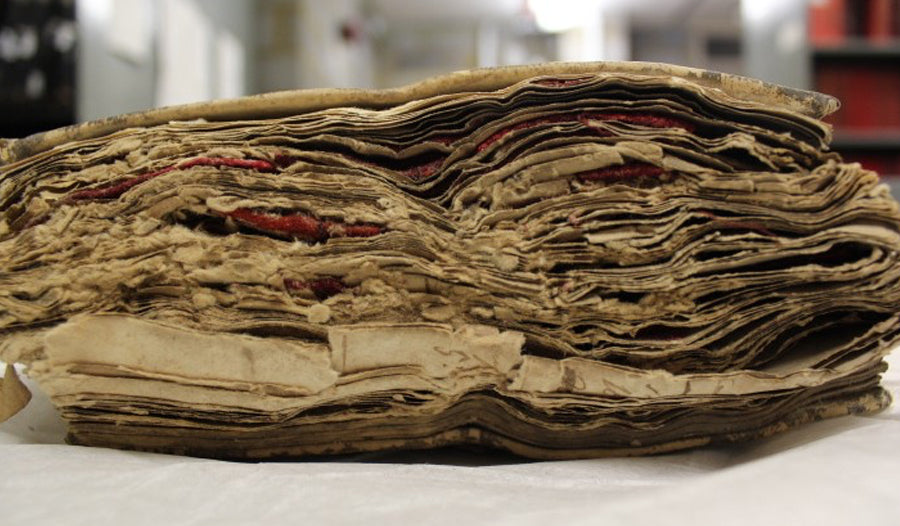 Crutchley family dyeing The National Manuscripts Conservation Trust