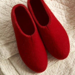 Large-redslippers