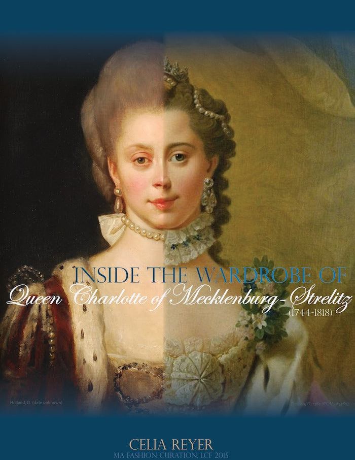 Queen Charlotte Wardrobe  Cover