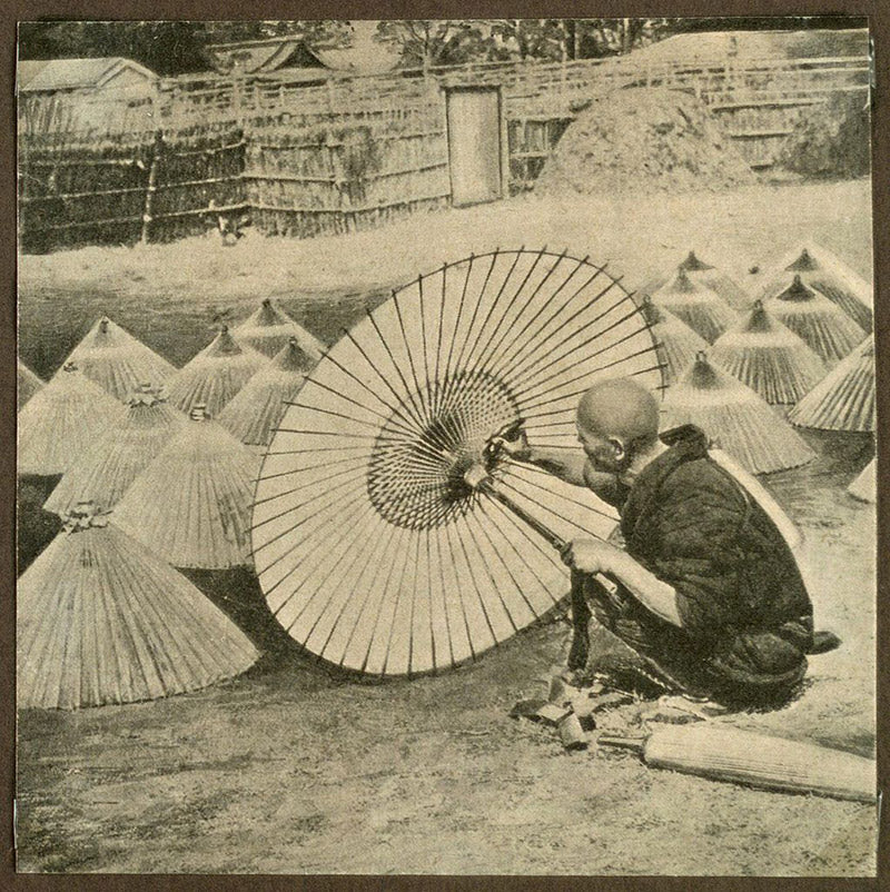 making-a-japanese-umbrella