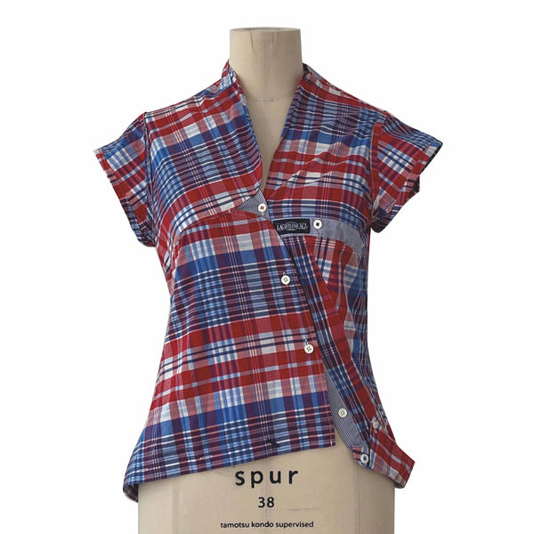 Germany, Christine Mayer, Upcycled Shirt