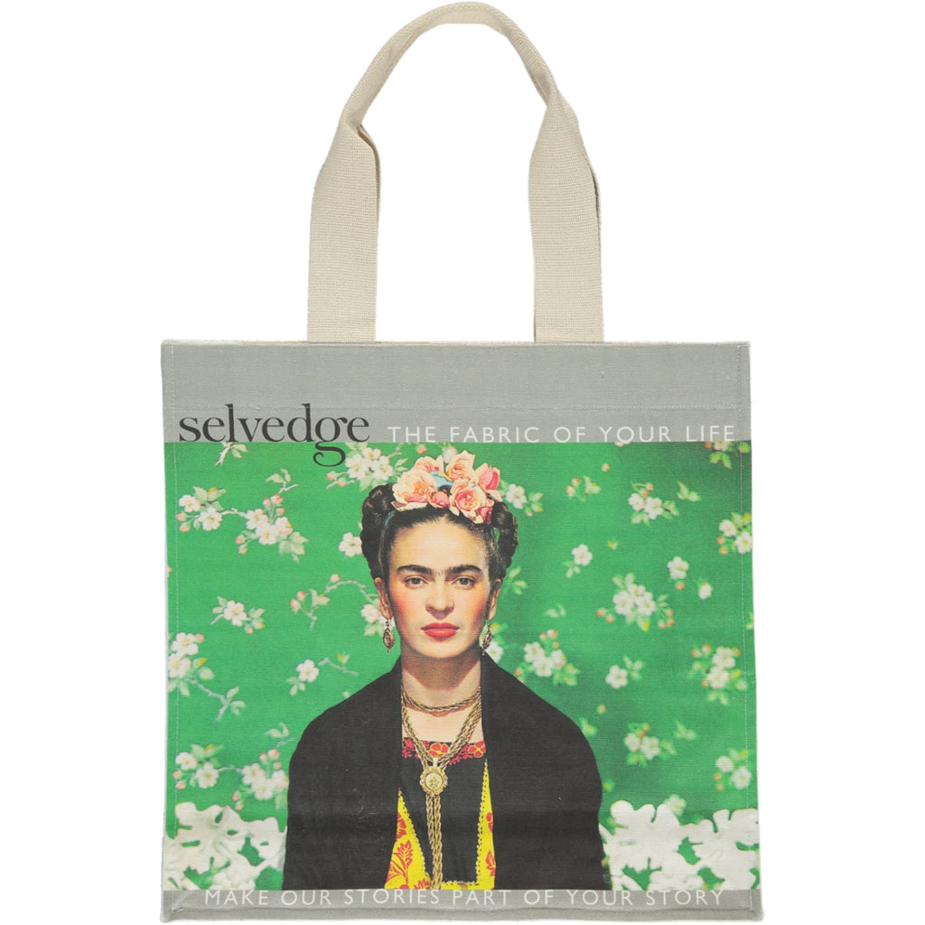 The Selvedge Tote, Issue 06 Blossom