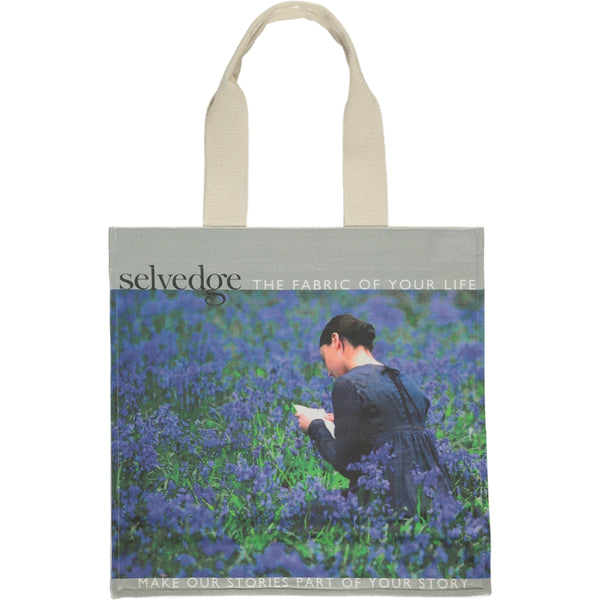 The Selvedge Tote, Issue 34 Romance