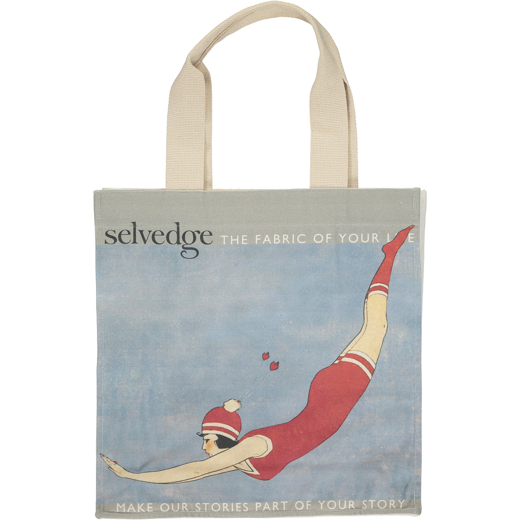 The Selvedge Tote, Issue 47 Sporting