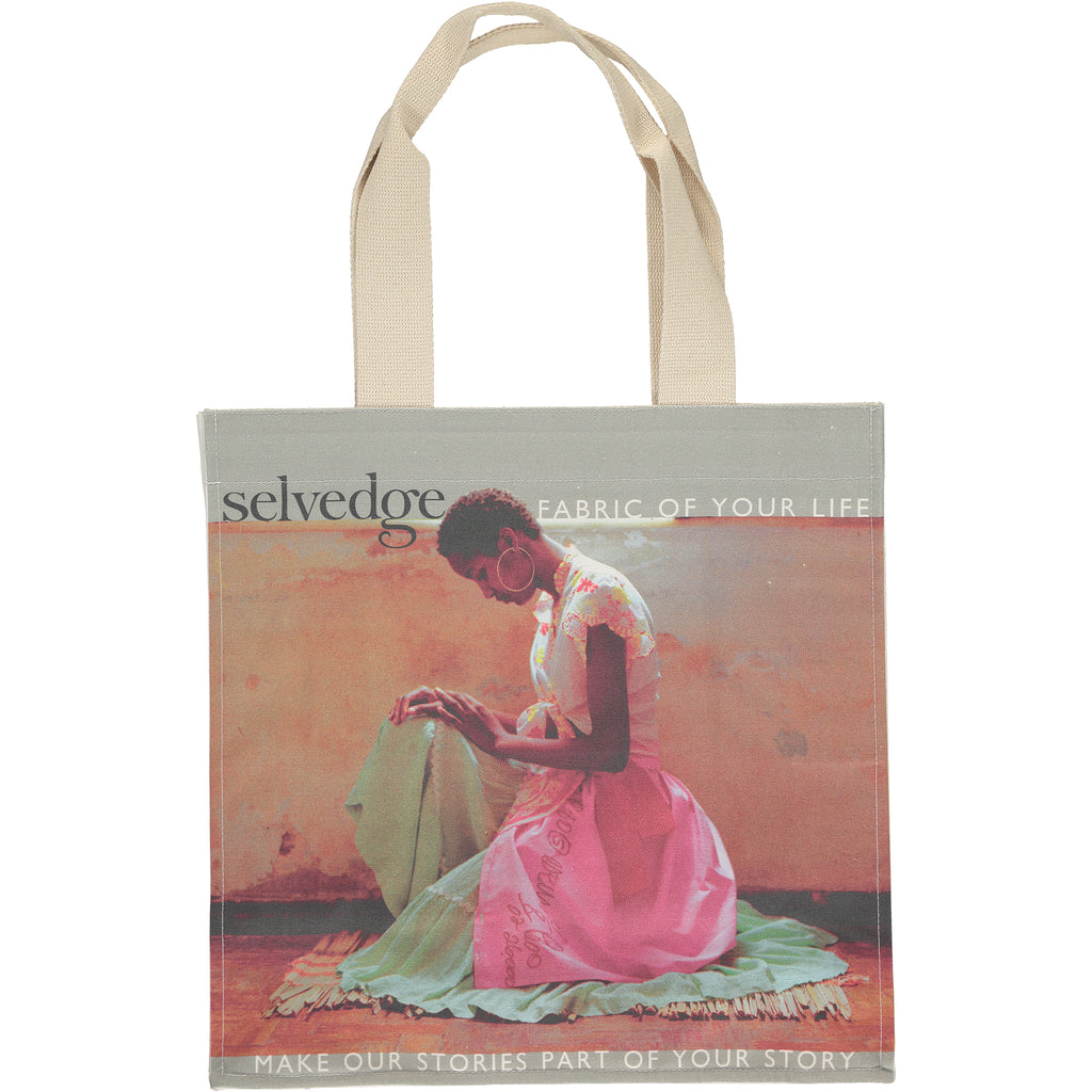 The Selvedge Tote, Issue 17 Debut