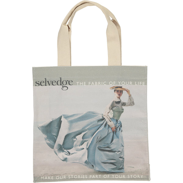 The Selvedge Tote, Issue 80 Craft