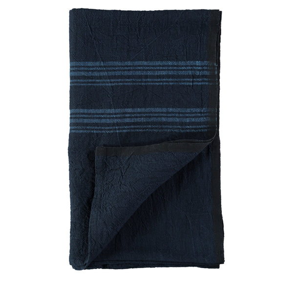 Khadi & Co,  Indigo Linen cushion covers