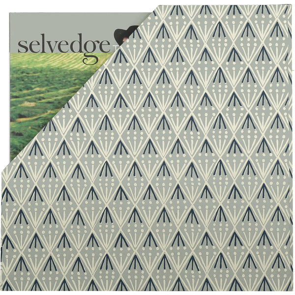The Selvedge Magazine File by Cambridge Imprint (Available in three colourways)