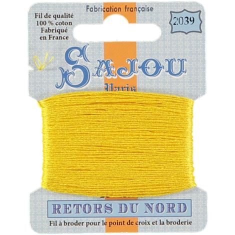 Sajou, Thread, Retors Du Nord