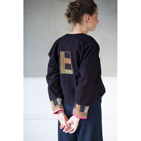 Vietnam, Ly Ta May, 21 Dip Embroidered Jacket
